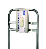 Zubehör für Edelstahlprodukte Handschuhboxhalterung